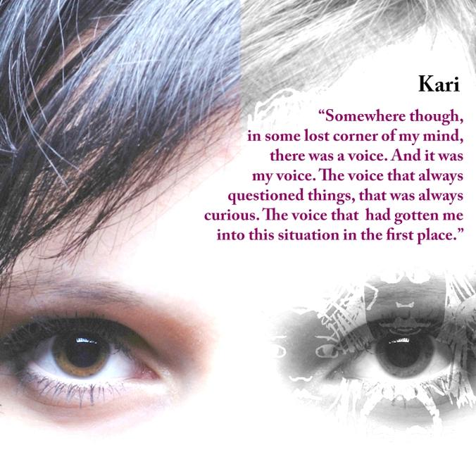 Kari's curiosity