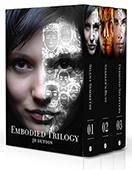 The Embodied trilogy ebook cover