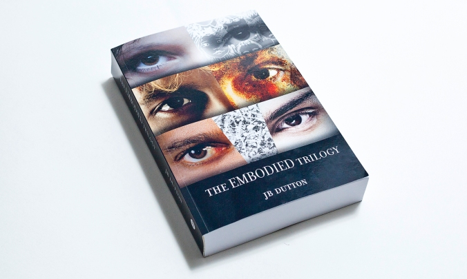 The Embodied Trilogy paperback edition